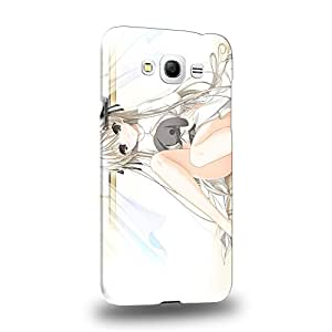 Case88 Premium Designs Yosuga no Sora Sora Kasugano Haruka Kasugano 1503 Carcasa/Funda dura para el Samsung Galaxy Grand Max
