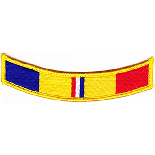 (Combat Action Ribbon MOS Patch )