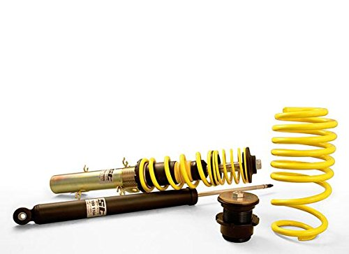 (ST Suspension 90222 Coilover Kit for BMW E46 Sedan, Coupe Convertible and Sport Wagon, (Set of 4))