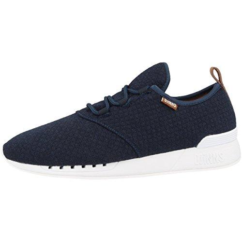 Djinns Schuhe Moc Lau Mini Padded navy (XTDJ110-015) 40 blau