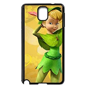 Samsung Galaxy Note 3 Black Cell Phone Case Tinkerbell LWDZLW1893 Phone Case