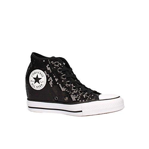 HI COLORE NERA Multicolore ZEPPA DONNA PAILETTES ALL STAR INTERENA SNEAKER CONVERSE PHfRFqYnw