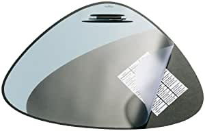 Durable Desk Mat VEGAS - Felpudo (Negro)
