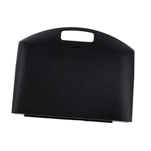 Baoblaze Battery Door Cover Lid Cap Unit Fits for Sony PSP 1000 Series, Black