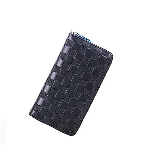 Uomo color Cellulare D'affari Black Mano Ad Donna Per Yahuyaka A Capacità Alta Borsa Black E qw8cI7