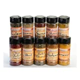 Middle Eastern Spices - Complete Set of 10