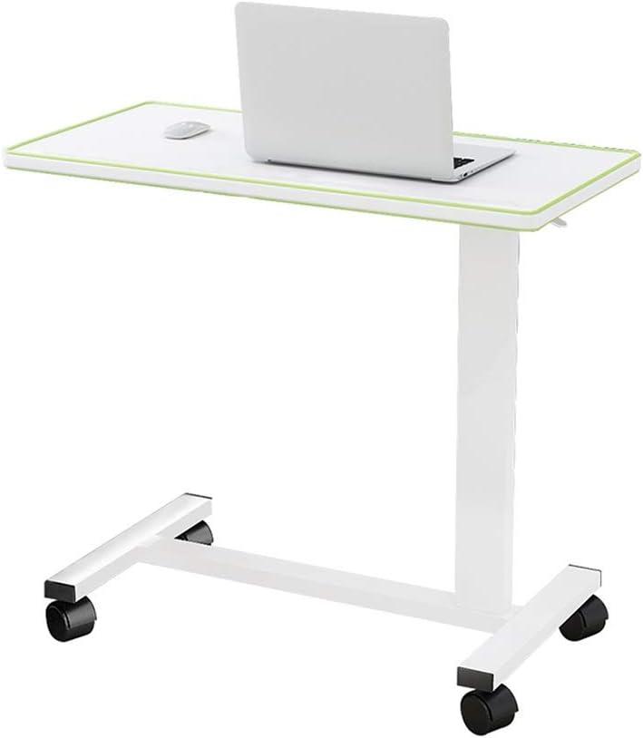 Unisex Tafel Bijzettafel, met Universeel Wiellaptop, Sta-heftafel, voor Slaapzaal In de Slaapkamer Picknicktafels (Color : Style2) Style2 iopBvHT