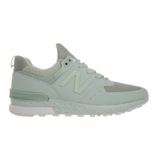 New Balance , Baskets pour homme blanc Bianco 43