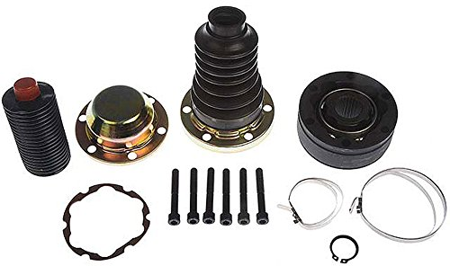 APDTY 043413 Driveshaft CV Joint & Boot Kit Fits 1999-2004 Jeep Grand Cherokee 2002-2007 Jeep Liberty (4WD AWD Models; Front of Front Drive Propeller-Shaft; Front Differential Side) (Cherokee Differential Grand)