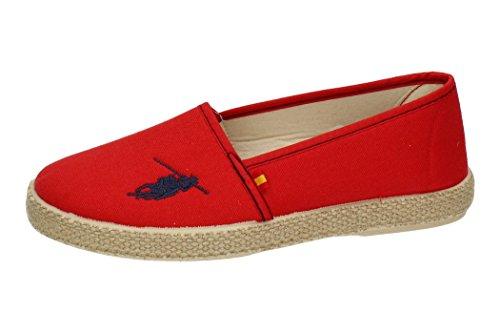 RUIZ BERNAL ,  Herren Sneakers Rot