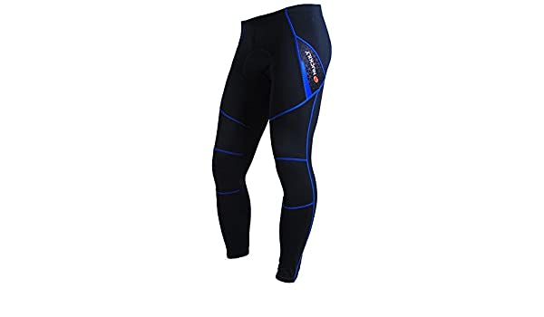 NUCKILY Mens Winter Cycling Tights Outdoor Sports Clothes ...