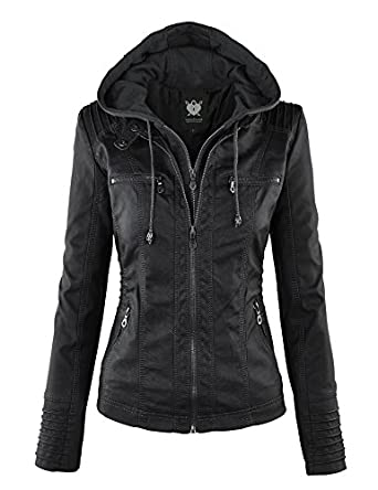 Womens Everyday Bomber Jacket at Amazon Women's Coats Shop