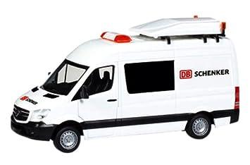 1//87 Herpa Mercedes-Benz Sprinter BF3 DB Schenker 093590