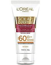 Protetor Solar Facial FPS 60 50g, L'Oréal Paris
