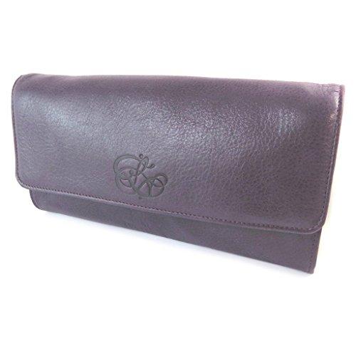 Borsa in pelle sacchetto scintillante Les Trésors De Lilymirtillo (2 scomparti)- 16x8x3 cm.