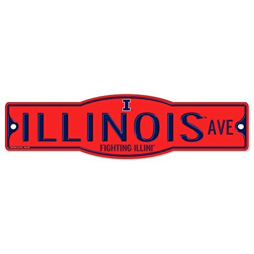 Illinois Fighting Illini Official NCAA 4.5