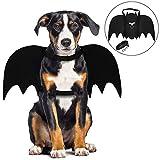 Legendog Dog Halloween Costumes, Halloween Bat Dog Costume/Dog Bat Wings/Dog Fancy Dress Costume/Pet halloween costumes for Medium Large Dogs Cosplay Decoration