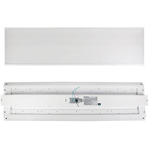 4 Lamp F32t8 Fluorescent High Bay Light Warehouse Shop: Hykolity 4' LED High Bay Shop Light Fixture 225W [800W