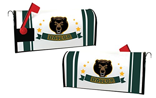 New Baylor University Bears - BAYLOR BEARS MAILBOX COVER-BAYLOR UNIVERSITY MAGNETIC MAIL BOX COVER-NEW FOR 2016!