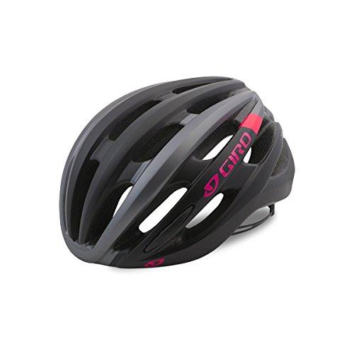 Giro Saga Helmet – Women s Matte Black Pink Race, S