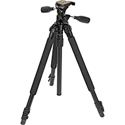 Slik Pro 330DX Tripod With Head (Black Legs) - 613331