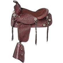 King Series Jr. Plainsman II Saddle