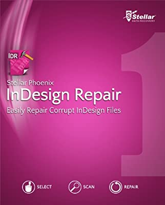 Stellar Phoenix Indesign Repair [Download]