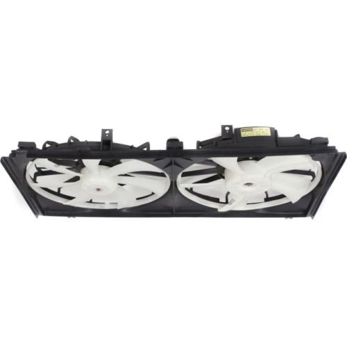 MAPM Premium IS250 06-13 RADIATOR FAN SHROUD Assembly, Dual Type, 2.5L Eng. by Make Auto Parts Manufacturing (Image #6)