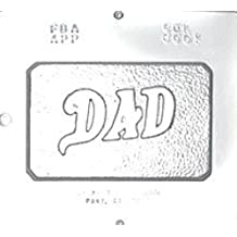 Dad Card Card Chocolate Candy Mold Fathers Day 6001
