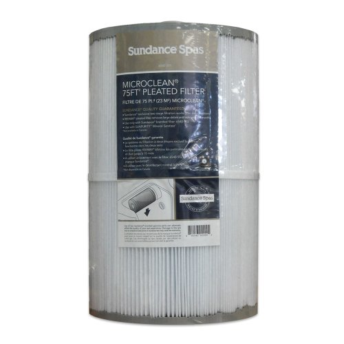 Sundance 6540-501 Microclean Filter Cartridge 75sq ft - Spa Sundance Cartridges Filter