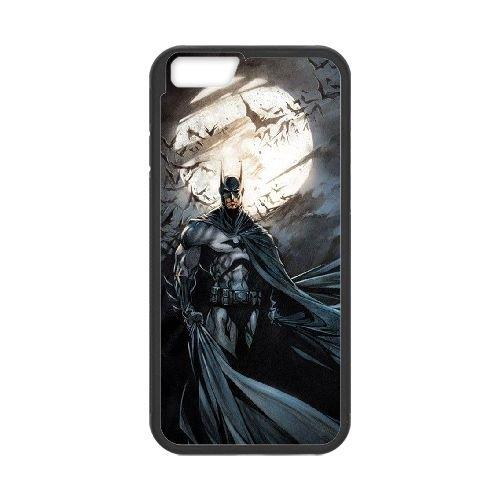 Batman coque iPhone 6 4.7 Inch Housse téléphone Noir de couverture de cas coque EBDOBCKCO09722
