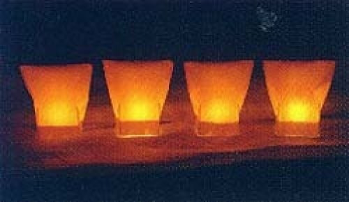 Luminarias Electric Pathway Lights