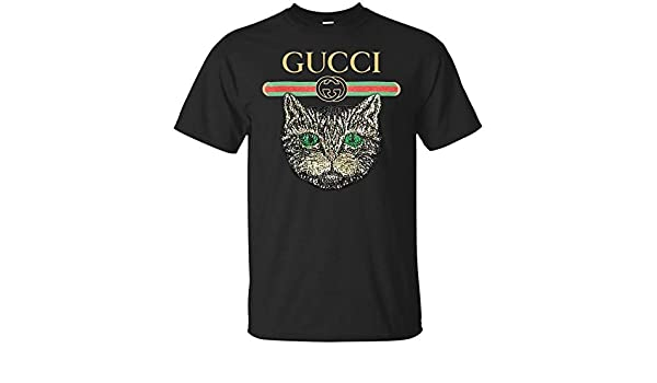 4aeee3850 Amazon.com: Gucci Vintage Shirt replica for Men Women: Handmade