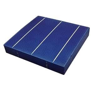 GTSUN 200pcs Polycrystalline Solar Cell 6x6 4.2w 3burbas total 840w DIY Solar Panel Module Kit