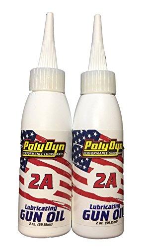 PolyDyn 2A Gun Oil 2 Pack Gun Lubrication by PolyDyn 2A Gun Oil 2 Pack