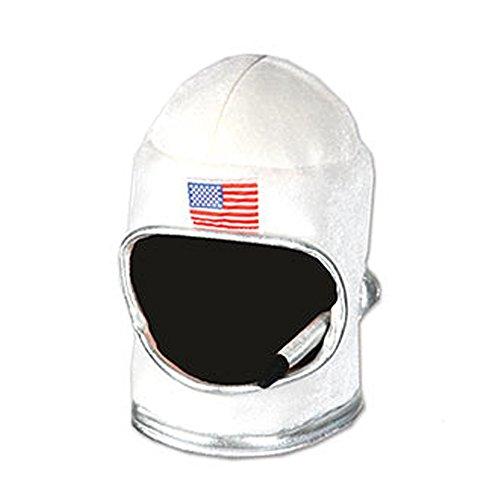 Adult Plush Mars Astronaut Spaceman Helmet