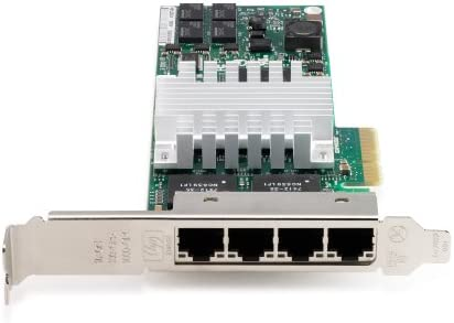 Amazon.com: HP NC364T PCIe 4Pt Gigabit Server Adptr ...