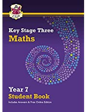 New KS3 Maths Year 7 Student Book - with answers & Online Edition