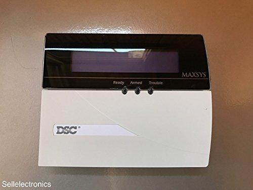 Dsc Keypads (DSC TYCO LCD-4501 MAXSYS programmable message LCD keypad.)