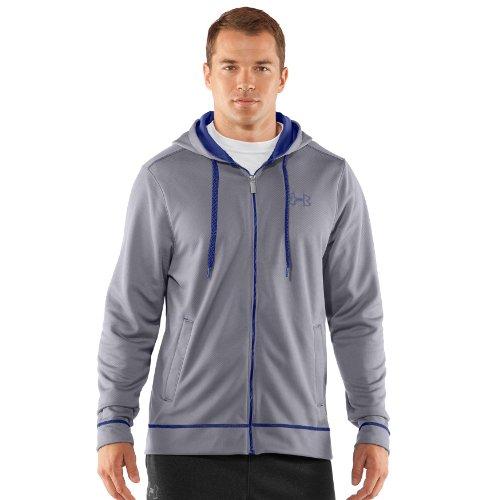 Men's UA Tech™ Fleece Full Zip Hoody