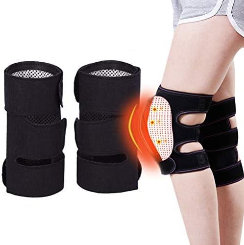 Knieschutz - Wärme Knieschoner warm Kniewärmer Wärmetherapie Bandage Kniebandage Knieorthese Gegen Gelenkentzündung Knieschmerzen für Damen, Herren, Senioren