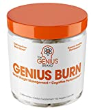 Best Fat Burner Pills For Men - Genius Burn - 2-In-1 Focus Enhancing Thermogenic Fat Review