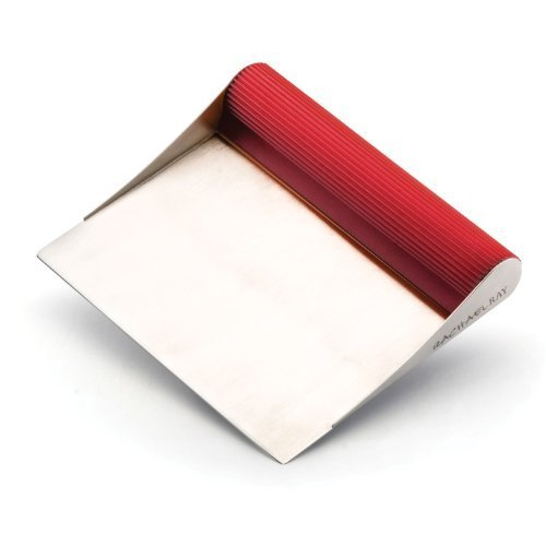 Rachael Ray Bench Scrape Shovel in Red