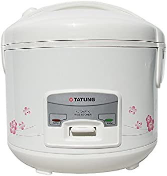Tatung TRC-10DC Direct Heat 10-Cup Electric Rice Cooker
