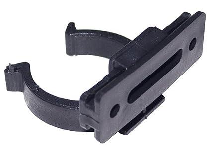 Blum Pro Pack 10pcs Screw On Toe Kick Clip 1 25 D Black For Blum
