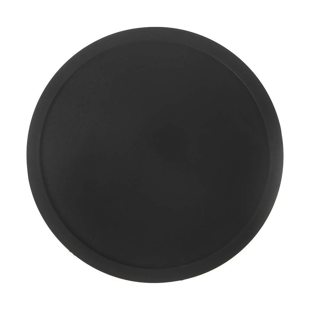 Guoyy Tapis de Protection Anti-dérapant en Silicone Set de Table Isolant Rond Kitchen Decor