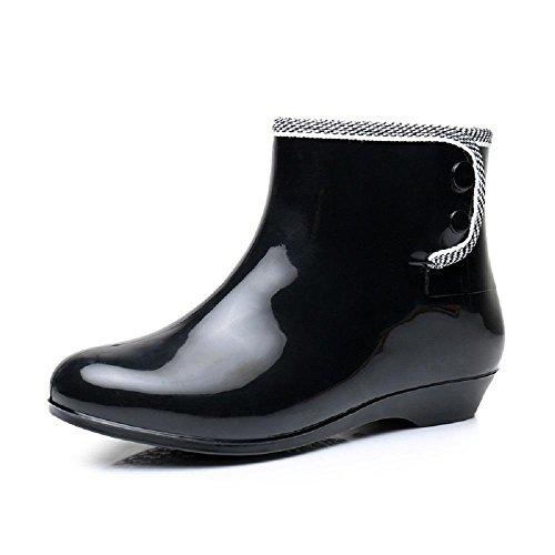 boots Keep Plus Black Ms cashmere warm Rain 0fPXOx