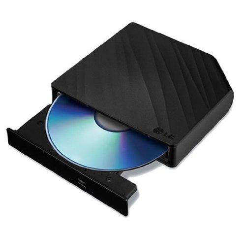 LG Super Multi Portable 8x External DVD Rewriter with M-D...
