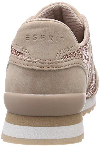 Para Esprit Mujer Glitt 675 Lu Pink Rosa Zapatillas Old dark Astro 7wOFf