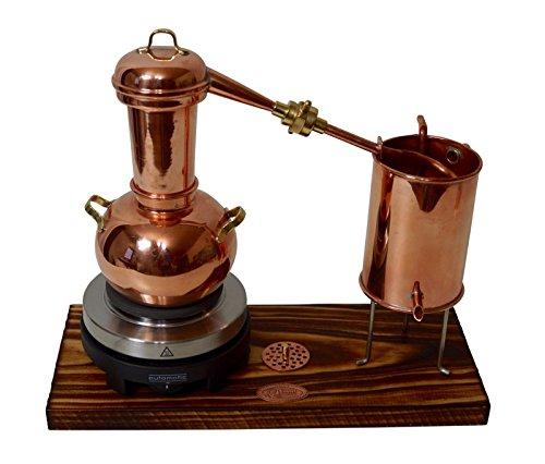 0,5l Supreme Destille mit Heizplatte